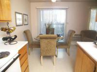 Spacious Studios, One and Two Bedroom apts., Ceiling