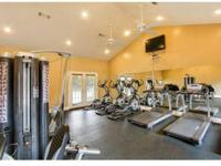 Pet Friendly, Covered Parking, Workout Facility,