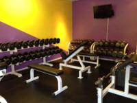 24-Hour Maintenance, 3 Personal Trainers in a 2125 sf