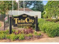 One, Two Three Bedroom Townhomes Available, Private