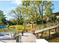 Water Views and Private Marina, Convenient to DC and