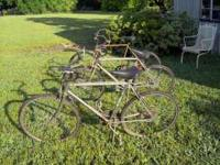 "2 Bicycles 26"" multi speed good condition $50 each also"