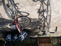 I have two bycicles for sale. They are in good