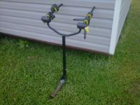 2 Bike Hitch Mount $50..... // //]]>