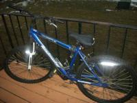 2 bikes for sale we dont ride them anymore so there are