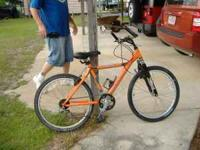 "2 bikes for sale. One is a 20"" Murray 7-speed; 3 gear"