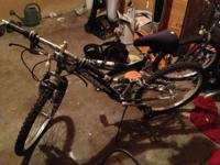 Two bikes, used only a few times. $75 each or $120 for