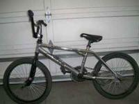 GT DYNO FREESTYLE BMX BIKE $150. AND FREE AGENT ELUDER