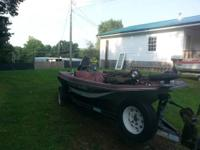 I have for sale 2 boats  1500 for pleasure boat 2000