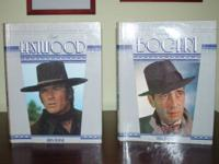 I have for sale a Humphrey Bogart hardcover book and a