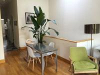 Fully furnished 2-Bedroom flat available October 1st