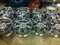 have 2 brand new combo sets..22s for the rear and 20s