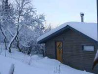 Two Cabins for Rent Cabin : #1 350 sq. ft Nice and