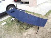 I have 2 Camping Cots for sale.....they are in great