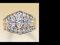 14 YELLOW GOLD 2 CARAT TW DIAMOND RING PAID 3,999.00