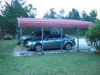 18X21X6 carport$550 hurry wont last long listed on