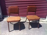 I have 2 office chairs I am asking $10.00 for both of