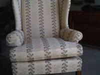 2 chairs perfect condition. 75 a piece or 125 for the