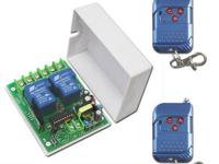 This new 2 channel high power motor remote controller