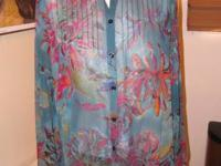 New without tags Chico's 2 tops or blouses.  All are