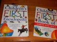 Here are 2 books for sale, they were originally very