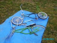 I have two choppers for sale would like 200.00 for both