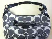 2 Gently Used COACH Handbags In excellent condition,