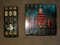 I have a set of Nightmare on Elm Street set with 7