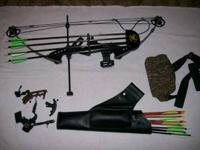 BOW#1 High Country American ( High Caliber ). set up