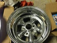 selling a set of Cragar rims, 15x10    4 inch inner