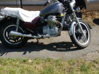 i have an 80 an 81 CX 500 for sell the head or