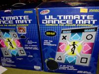 Hi there. I have these Dance Dance Revolution mats and