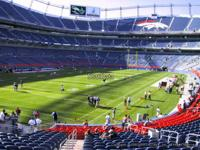 I have 2 Broncos tickets to the Raiders game for sale.