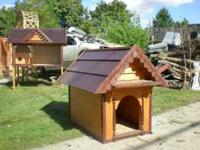 2 dog house new $150 each  Location: spokane