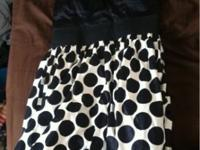 One above the knee dress. Size Large One prom dress