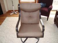 2 ea. Patio Chairs in excellent condition, that are