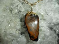 2. Exceptional and Beautiful Red Tigers Eye Gemstone