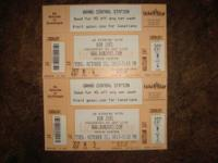 I have 2 extra tickets for Bon Jovi October 22nd @ the