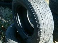 1 Fulda Extremo Cart 245/50/16 tire  asking 80 for both