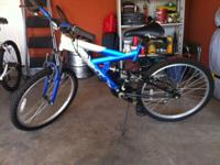 I have 2 NEXT brand female 18 SPEED They are in very