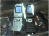 I have 2 nice mobile phone. both are flip phones. they