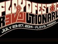 2 five day tickets for floydfest!