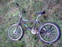 I have two freestyle bikes, both haven't been ridden in