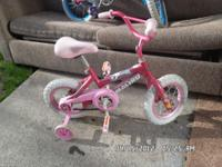 I HAVE 2 GIRL BIKES IN GOOD CONDITION (PINK) ASKING FOR