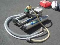 """2"""" gold king dredge with all new hoses ready to go find"""