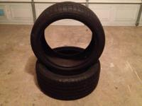 Hi, I have TWO, Eagle LS-2 tires for sale! Their size
