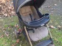 #2 - GRACO STROLLERS .. BOY & GIRLS .. BOTH IN GOOD