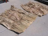 I have 2 grass mats for sale. They could be used for