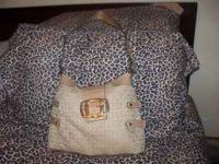 Guess purses. Gently used. Clean, used and stored with