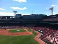 I have 2 green monster seats to the 5/1 (May 1) game